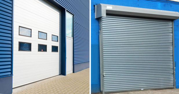 DC Roll Up Doors   Same Day Repair Service In Washington